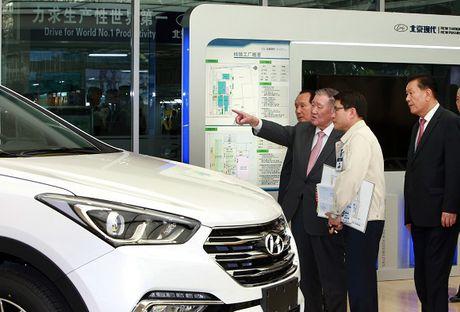 Hyundai mo them nha may thu 4 tai Cangzhou, Trung Quoc - Anh 2