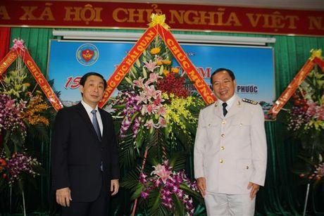 Cuc Hai quan Binh Phuoc ki niem 15 nam thanh lap - Anh 1