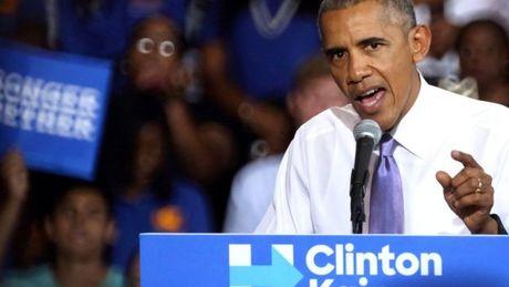 Tong thong Obama: Tuyen bo cua Trump lam suy yeu nen dan chu My - Anh 1