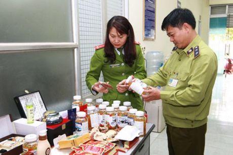 Ha Noi 'siet chat' cac co so san xuat, kinh doanh thuc pham chuc nang - Anh 1