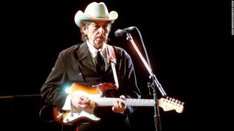 Bob Dylan :tu huyen thoai rock 'n'roll den giai Nobel van hoc - Anh 2