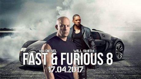 """""""Bom tan"""" Fast & Furious 8 xung dang tranh giai Oscar - Anh 2"""