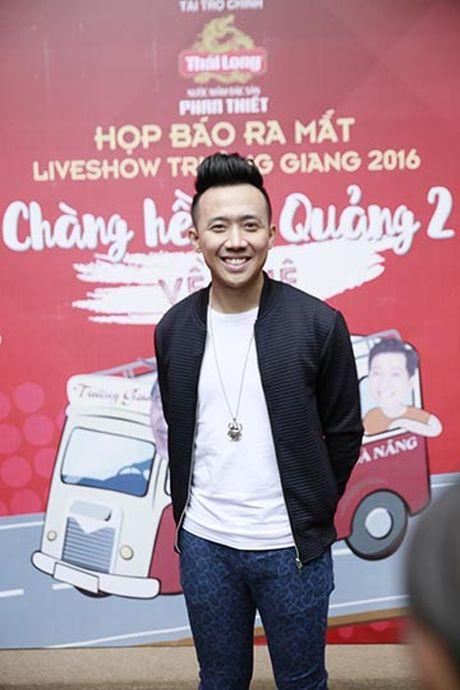Truong Giang tri an khan gia mien Trung voi Liveshow 'Chang he xu Quang 2 – Ve que' - Anh 2