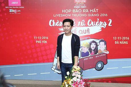 Truong Giang tri an khan gia mien Trung voi Liveshow 'Chang he xu Quang 2 – Ve que' - Anh 3