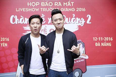 Truong Giang tri an khan gia mien Trung voi Liveshow 'Chang he xu Quang 2 – Ve que' - Anh 5
