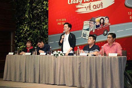 Truong Giang tri an khan gia mien Trung voi Liveshow 'Chang he xu Quang 2 – Ve que' - Anh 6