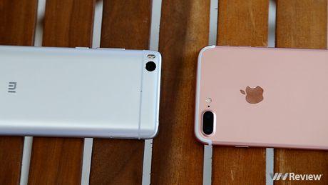 Do anh chup giua iPhone 7 Plus va Xiaomi Mi 5s - Anh 1