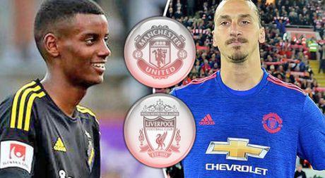 Man United gianh 'Ibrahimovic moi' voi Liverpool, Pogba lan dau noi ve cu dup - Anh 1