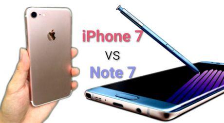 Nhung bai hoc tu su co Galaxy Note 7 cua Samsung - Anh 1