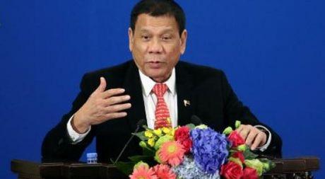 Bo truong Thuong mai Philippines dinh chinh tuyen bo cat dut voi My cua ong Duterte - Anh 1