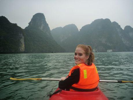 Vinh Ha Long, niem tu hao cua du lich Quang Ninh - Anh 3