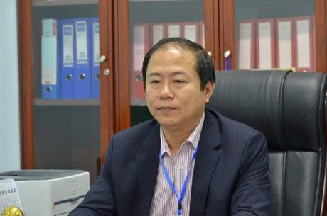 Vu truong quan ly doanh nghiep lam Chu tich Tong cong ty Duong Sat - Anh 1