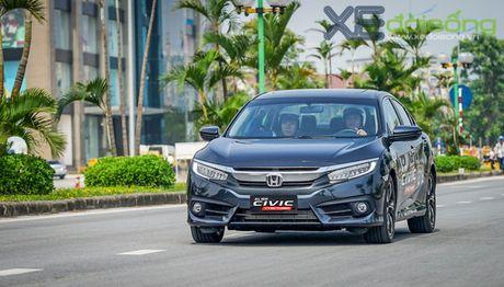 Trai nghiem ban dau the he Honda Civic moi sap ban tai Viet Nam - Anh 2