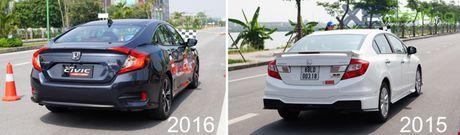 Trai nghiem ban dau the he Honda Civic moi sap ban tai Viet Nam - Anh 4