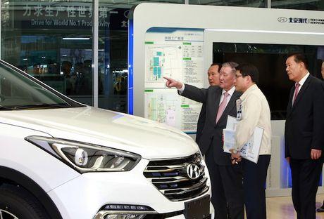 Hyundai tang cuong dau tu vao Trung Quoc - Anh 1