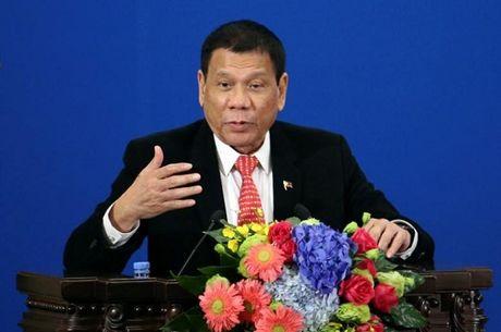 Bo truong Thuong mai Philippines 'chua chay' tuyen bo cua Tong thong - Anh 1