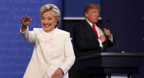 Co van cua Donald Trump chi ra 'diem yeu' cua ba Clinton - Anh 1