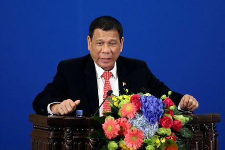 Tong thong Philippines tuyen bo doan tuyet quan he voi My - Anh 1