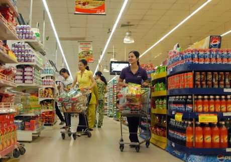 Viet Nam - Uc hop tac kinh doanh trong linh vuc ban le - Anh 1