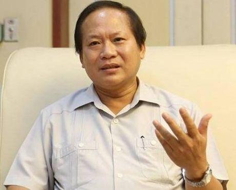 Bo truong Truong Minh Tuan noi ve 'su co truyen thong' nuoc mam - Anh 1