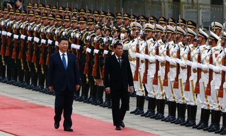 Tuyen bo cat dut cua Duterte day My vao the boi roi - Anh 1