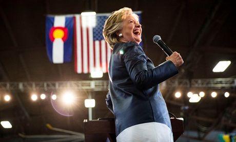 Clinton dot kich cu dia cua dang Cong hoa - Anh 1