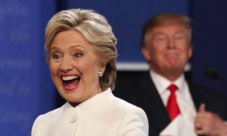 Chien thuat cham choc cua Clinton tai tranh luan tong thong My - Anh 1
