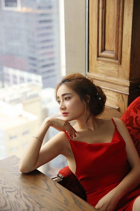 Ngay cang ho bao, Nha Phuong tro thanh gai hu khi yeu Truong Giang? - Anh 11