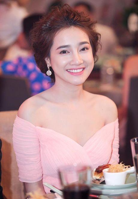 Ngay cang ho bao, Nha Phuong tro thanh gai hu khi yeu Truong Giang? - Anh 14