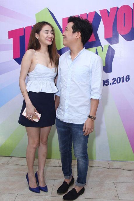 Ngay cang ho bao, Nha Phuong tro thanh gai hu khi yeu Truong Giang? - Anh 4