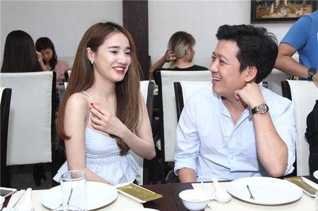 Ngay cang ho bao, Nha Phuong tro thanh gai hu khi yeu Truong Giang? - Anh 5