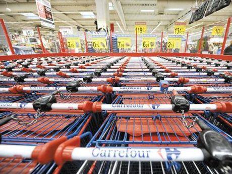Hang ban le so 2 the gioi Carrefour dat doanh thu cao hon mong doi - Anh 1