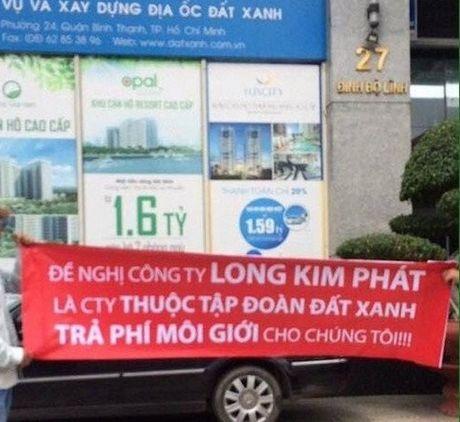 Cong ty moi gioi nha dat treo bang ron doi tien chu dau tu - Anh 1