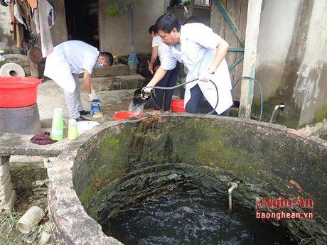 Hung Nguyen: Tap trung xu ly moi truong vung ngap nang - Anh 3