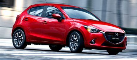 Trieu hoi Mazda 2 All New tai Viet Nam - Anh 1