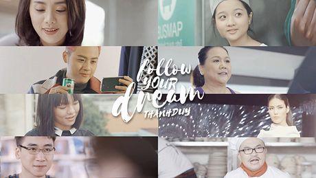 Lan Khue di chan dat, nhuong giay cho Mai Ngo toa sang trong MV cua Thanh Duy - Anh 1