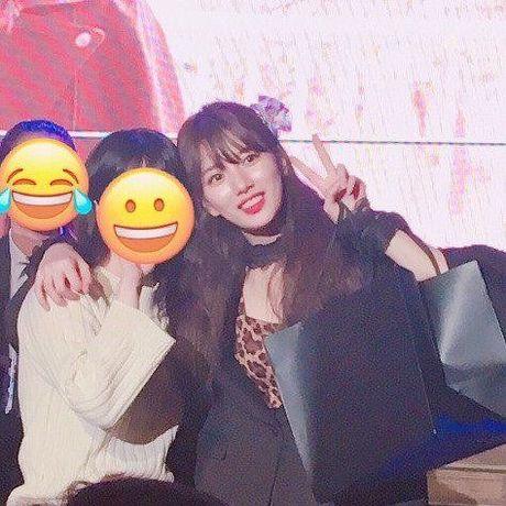 Suzy chi hon nua ty tang fan toan do hieu - Anh 1