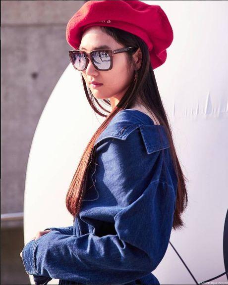 Mu noi chiem song loat street style tai Seoul Fashion Week - Anh 18