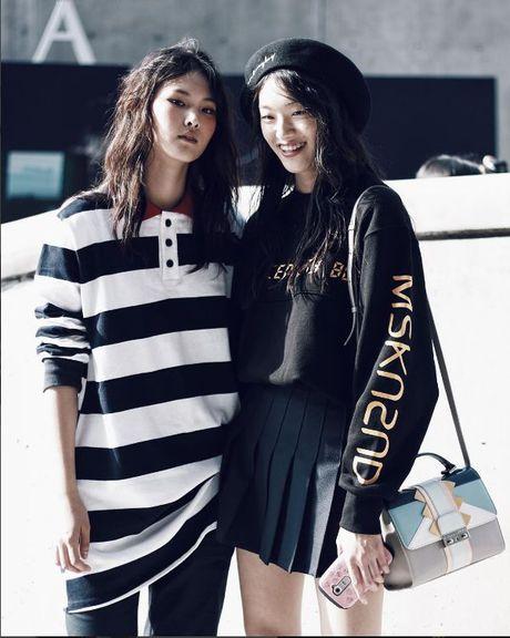 Mu noi chiem song loat street style tai Seoul Fashion Week - Anh 19