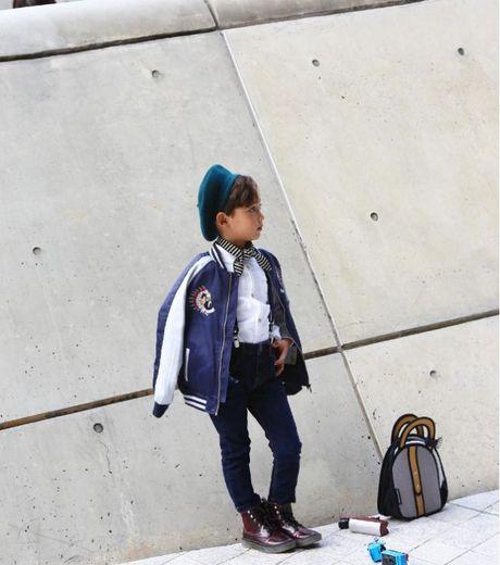 Mu noi chiem song loat street style tai Seoul Fashion Week - Anh 9