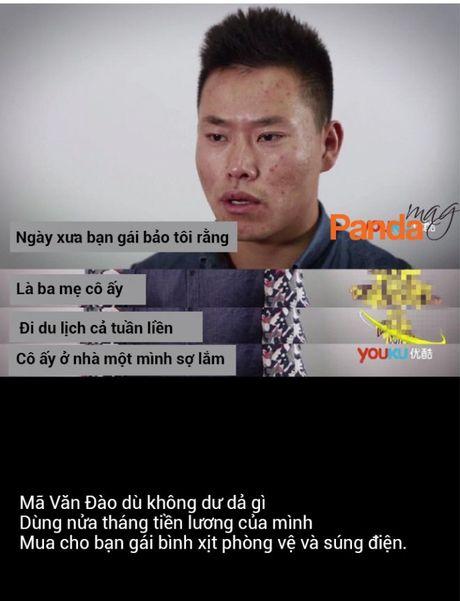 'Quy' voi kha nang 'ngay tho' qua muc cua cac anh chang khi duoc ban gai 'bat den xanh' - Anh 1