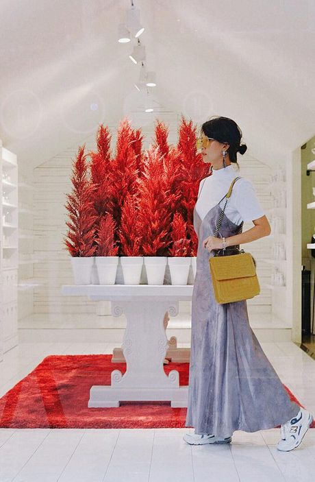 Day la cach ma Quynh Anh Shyn tro thanh mot fashion icon trong long gioi tre - Anh 22
