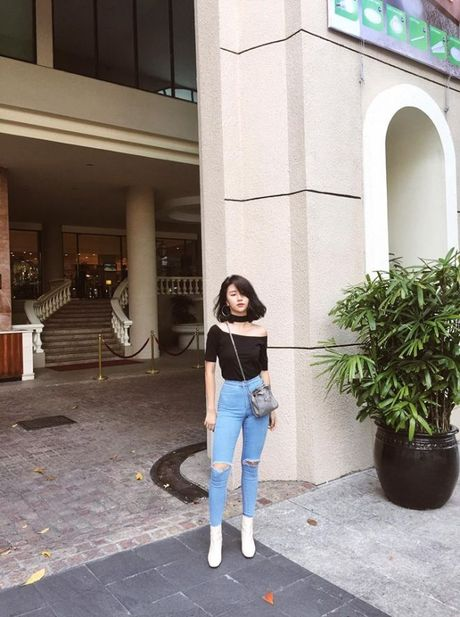 Day la cach ma Quynh Anh Shyn tro thanh mot fashion icon trong long gioi tre - Anh 4