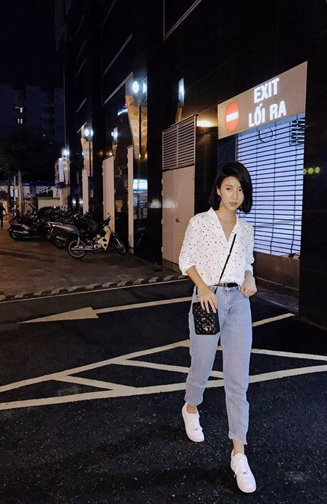 Day la cach ma Quynh Anh Shyn tro thanh mot fashion icon trong long gioi tre - Anh 6
