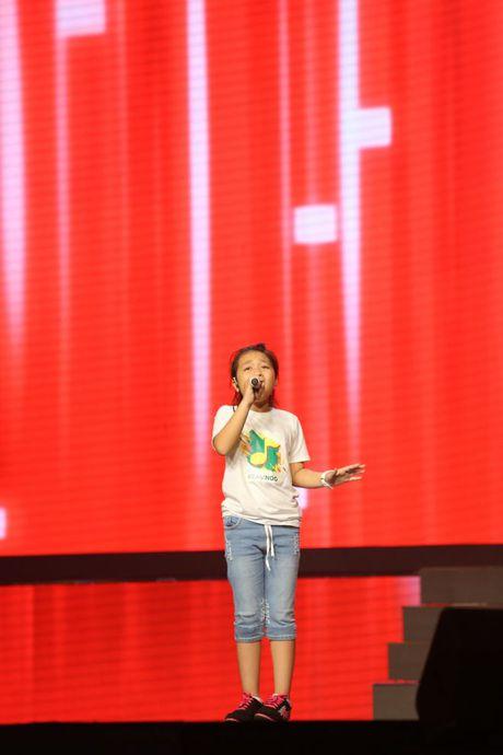 Hong Nhung cung Phuong Thanh, Huong Tram 'dai nao' The Voice Kids - Anh 4