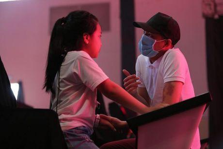 Hong Nhung cung Phuong Thanh, Huong Tram 'dai nao' The Voice Kids - Anh 7