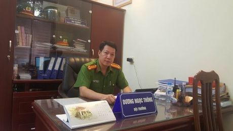 Phong CSTT Cong An TP Ha Noi: Dam bao an ninh trat tu - Anh 1