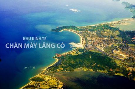 Cty nuoc ngoai muon xay nha may san xuat kem 5 trieu USD tai khu kinh te Chan May - Lang Co - Anh 1