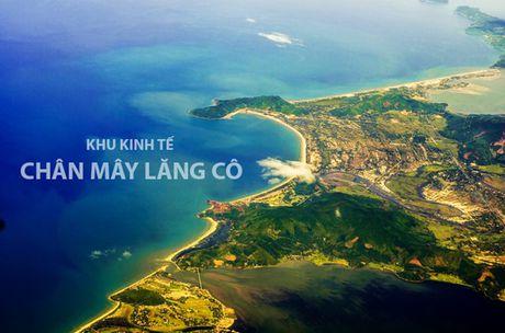 Cty nuoc ngoai muon xay nha may san xuat kem 5 trieu USD tai khu kinh te Chan May - Lang Co - Anh 2