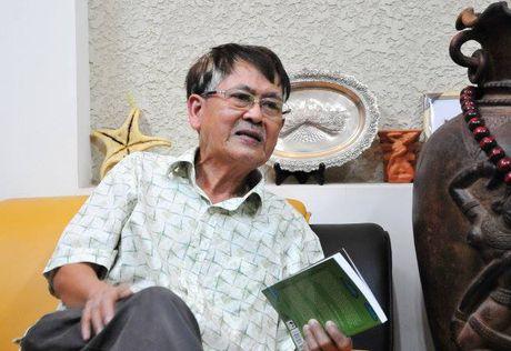 Nha van Le Van Thao da 'len nui tha may' - Anh 1